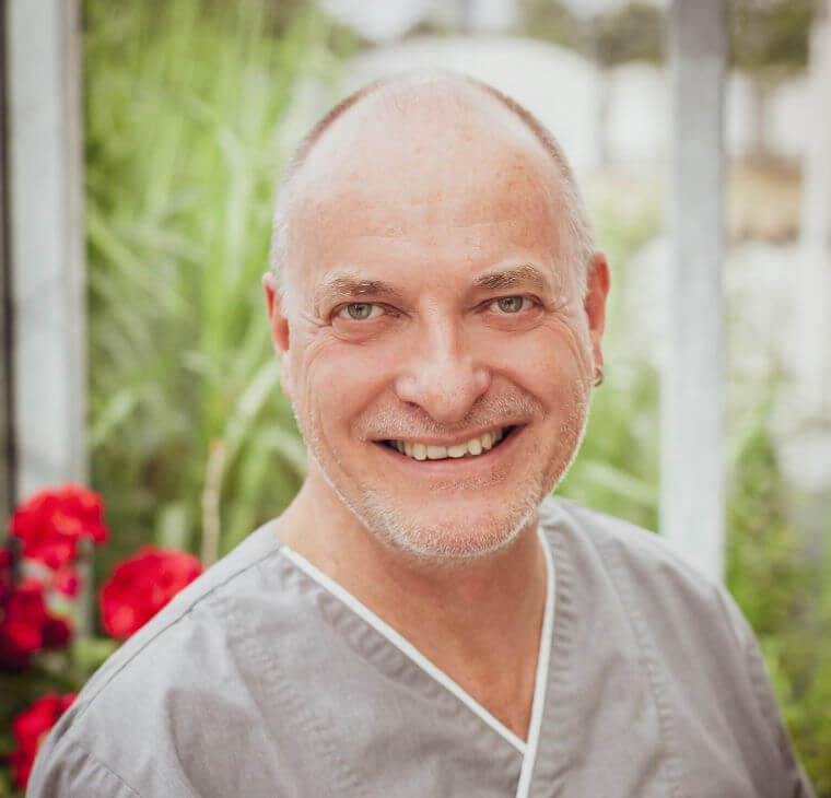 Tierarzthelfer Steffen